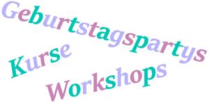 Mermaiding-Kurse mit Meerjungfrauenflossen Workshops Geburtstagspartys